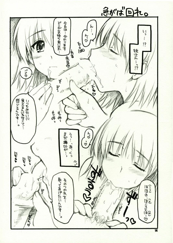 Flyers to Akabei no Hon 12