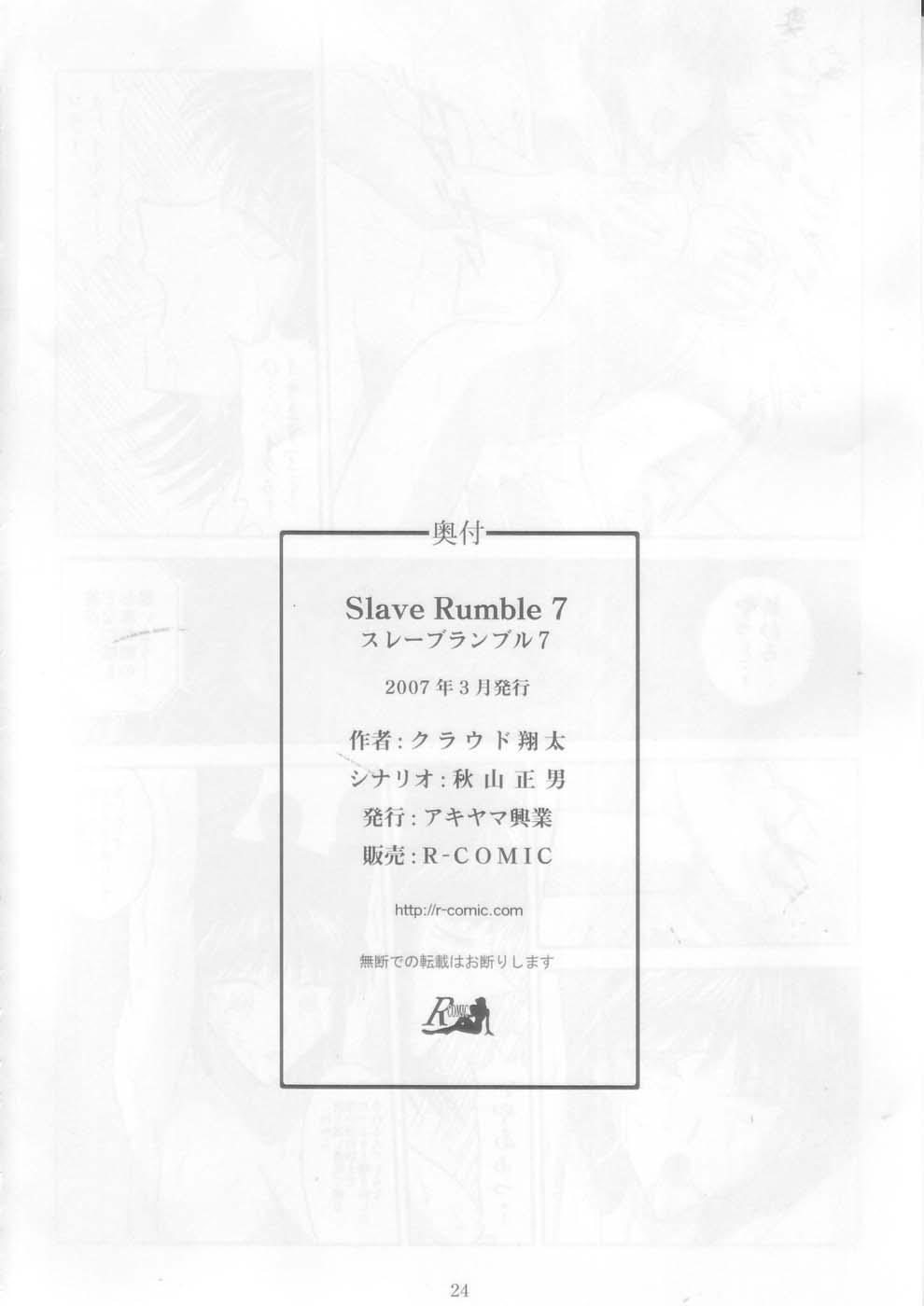 Slave Rumble 7 23