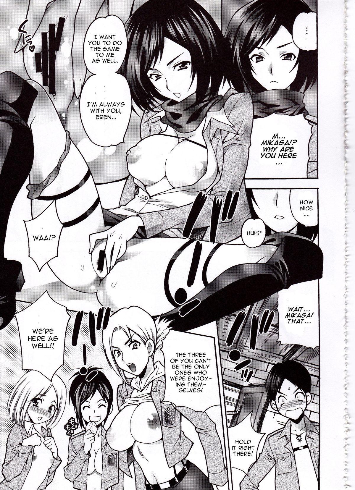 Shingeki no Kenkyuu   Attack on Research 14
