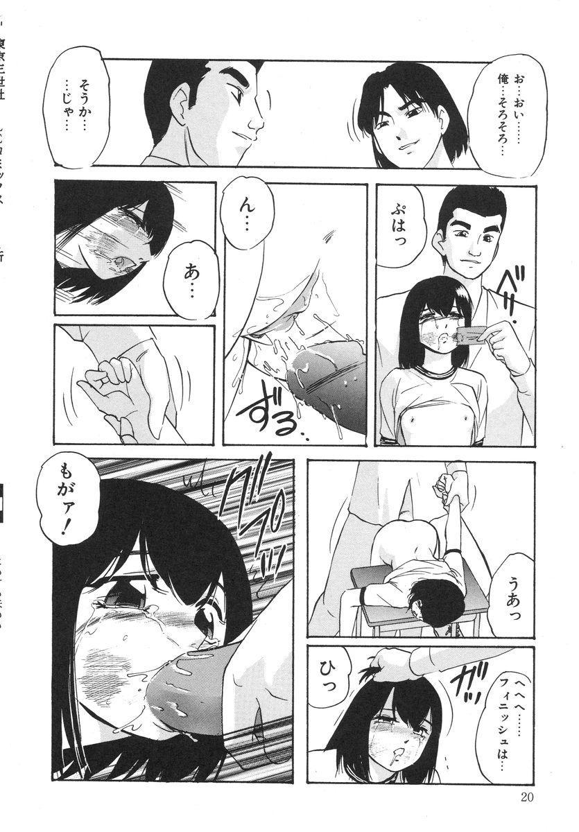 Torokeru Ajiwai 23