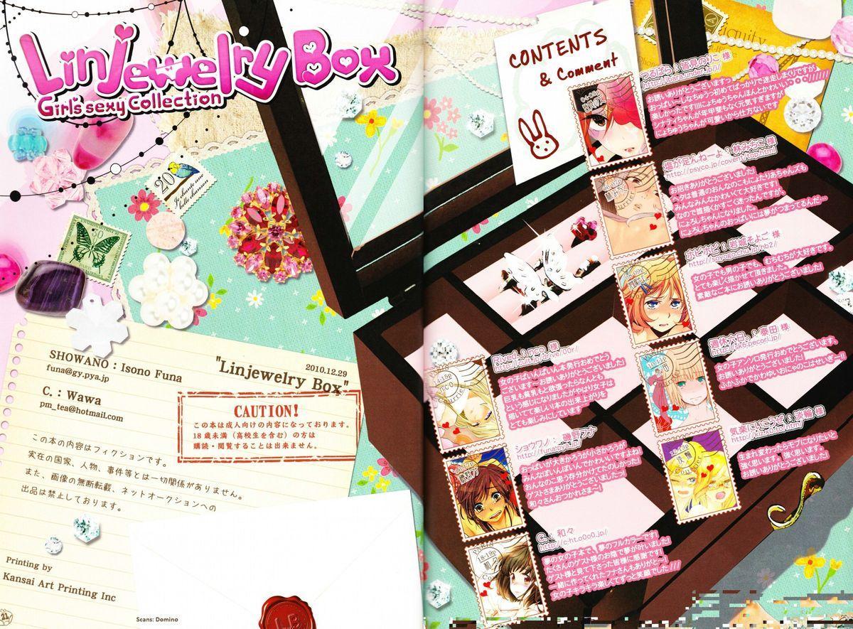 Linjewelry Box 16