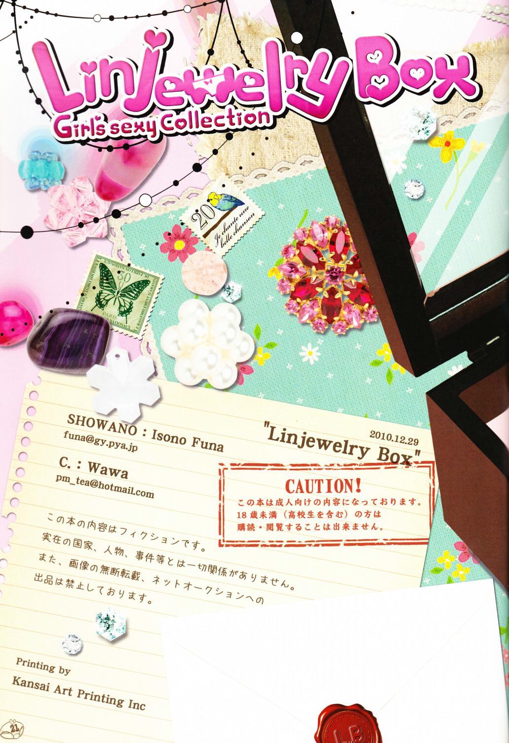 Linjewelry Box 17