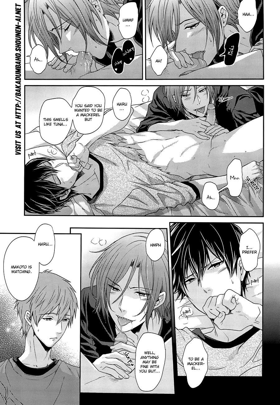Yurushite Warui Iruka-chan | Please Forgive This Bad Dolphin 10