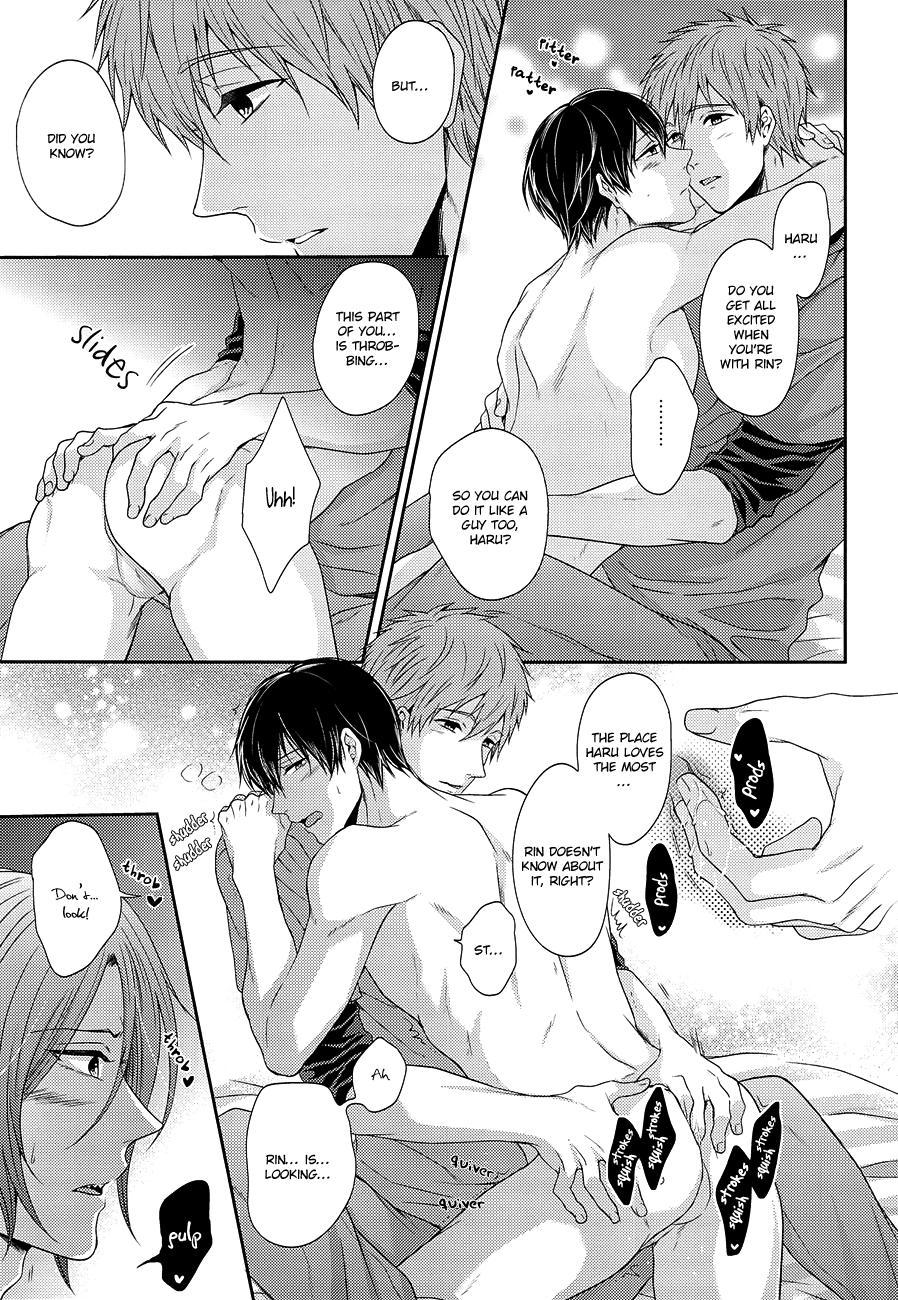 Yurushite Warui Iruka-chan | Please Forgive This Bad Dolphin 14