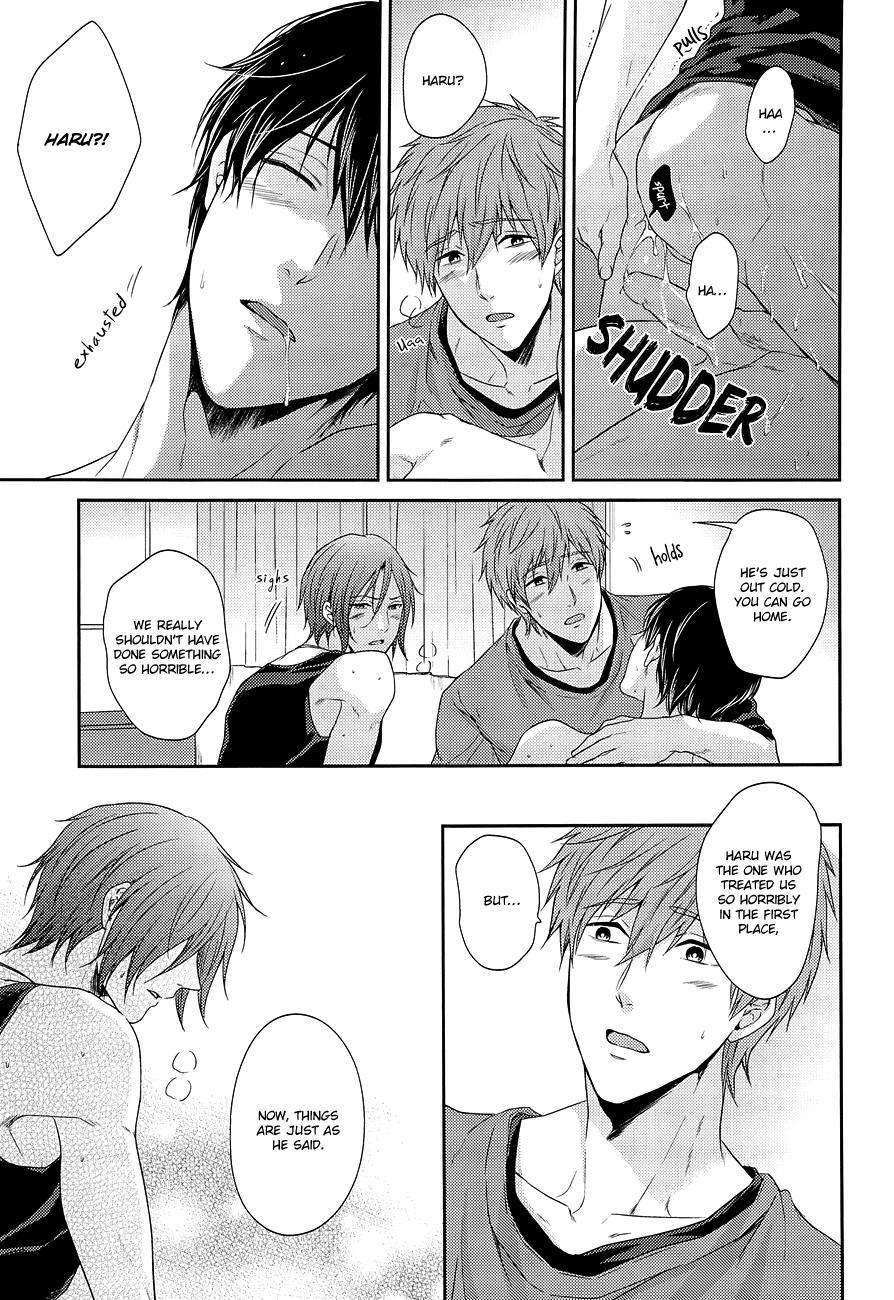 Yurushite Warui Iruka-chan | Please Forgive This Bad Dolphin 26