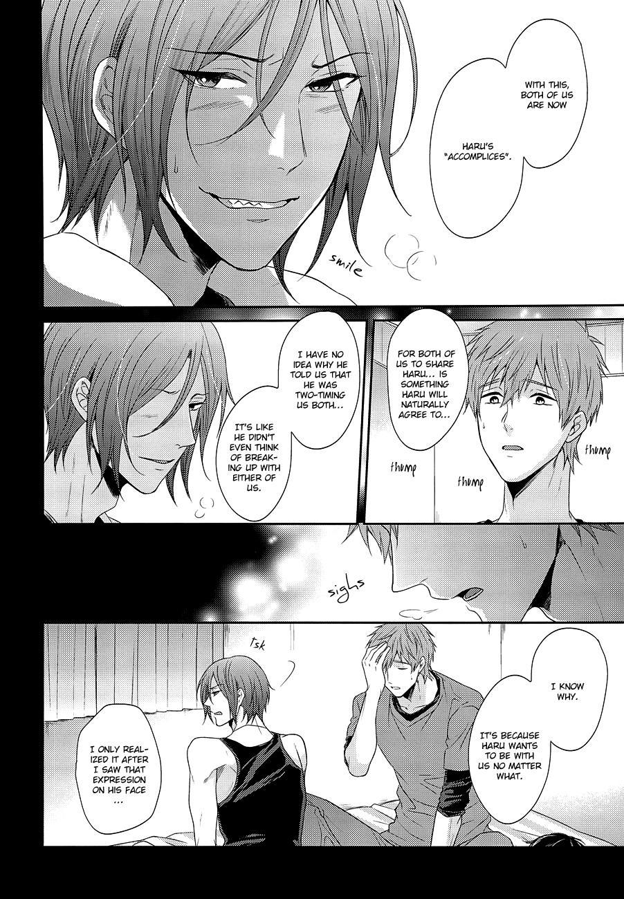 Yurushite Warui Iruka-chan | Please Forgive This Bad Dolphin 27