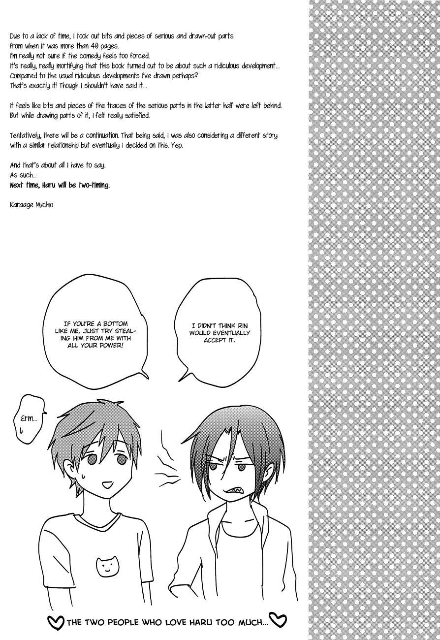 Yurushite Warui Iruka-chan | Please Forgive This Bad Dolphin 30
