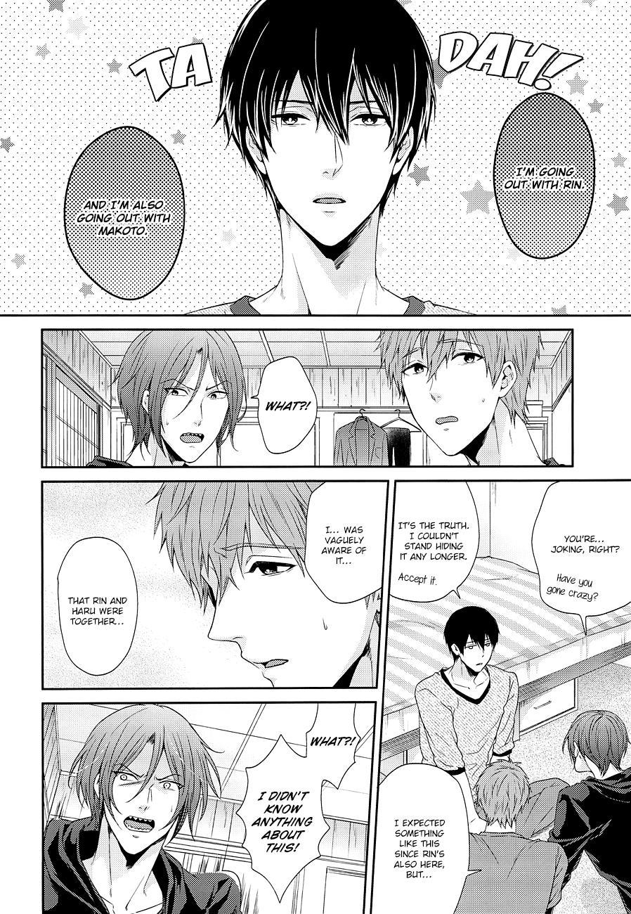 Yurushite Warui Iruka-chan | Please Forgive This Bad Dolphin 3