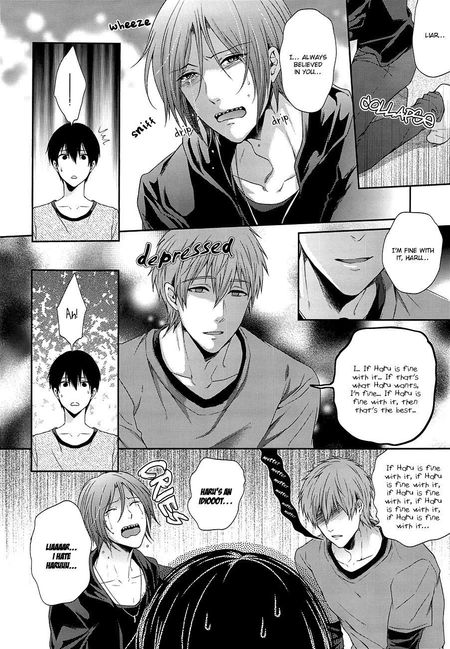 Yurushite Warui Iruka-chan | Please Forgive This Bad Dolphin 5