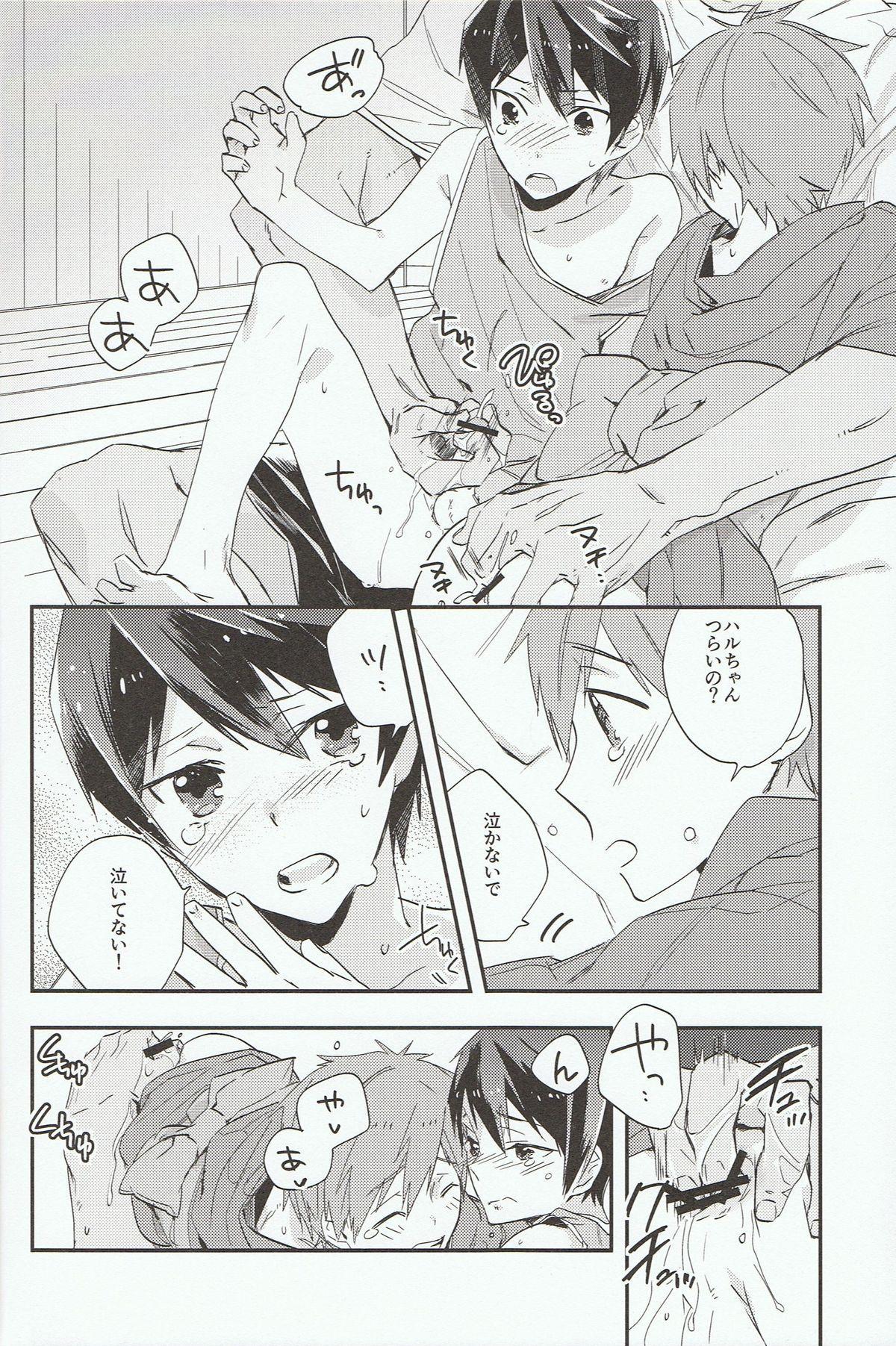 Iwatobi SC Seichou Log 19