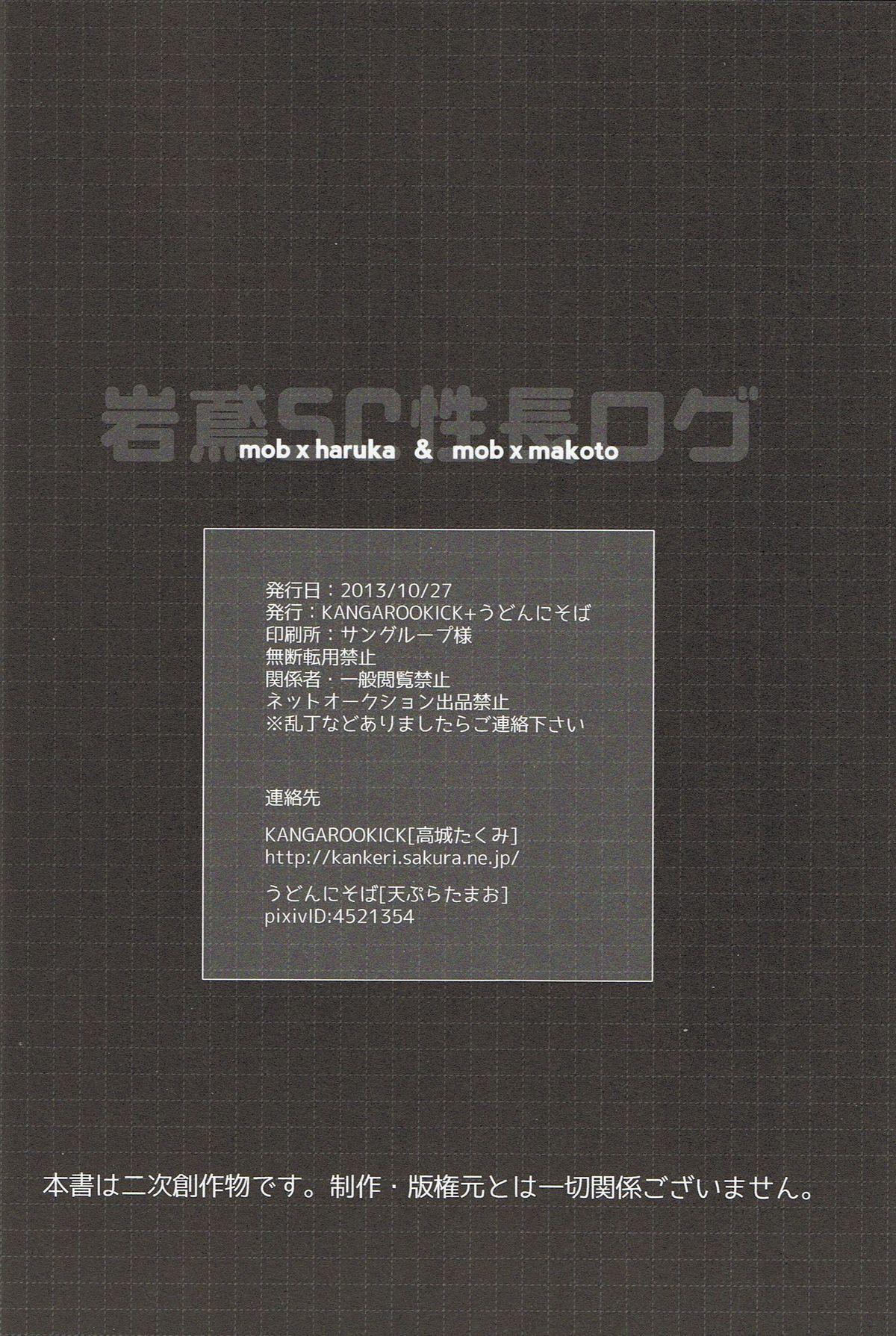 Iwatobi SC Seichou Log 26