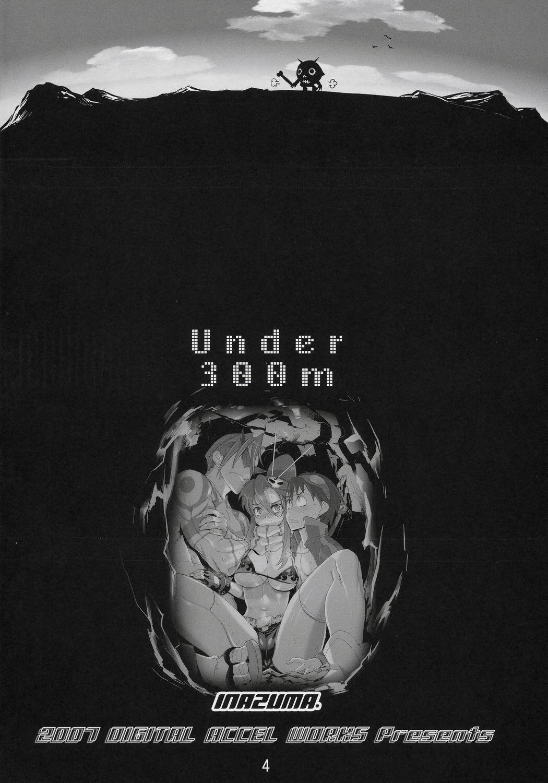 Under 300m 2