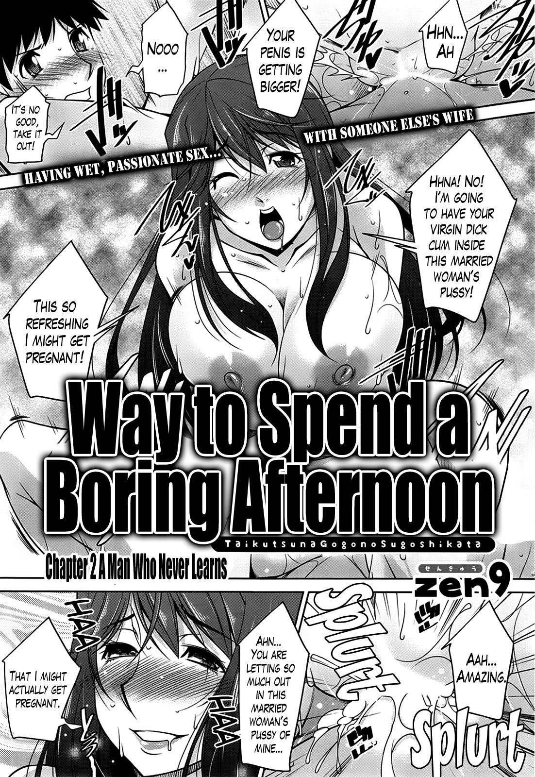 [Zen9] Taikutsu na Gogo no Sugoshikata Ch. 1-5   A Way to Spend a Boring Afternoon Ch. 1-5 (Action Pizazz DX 2013-12) [English](hentai2read.com)[Lazarus H] 20