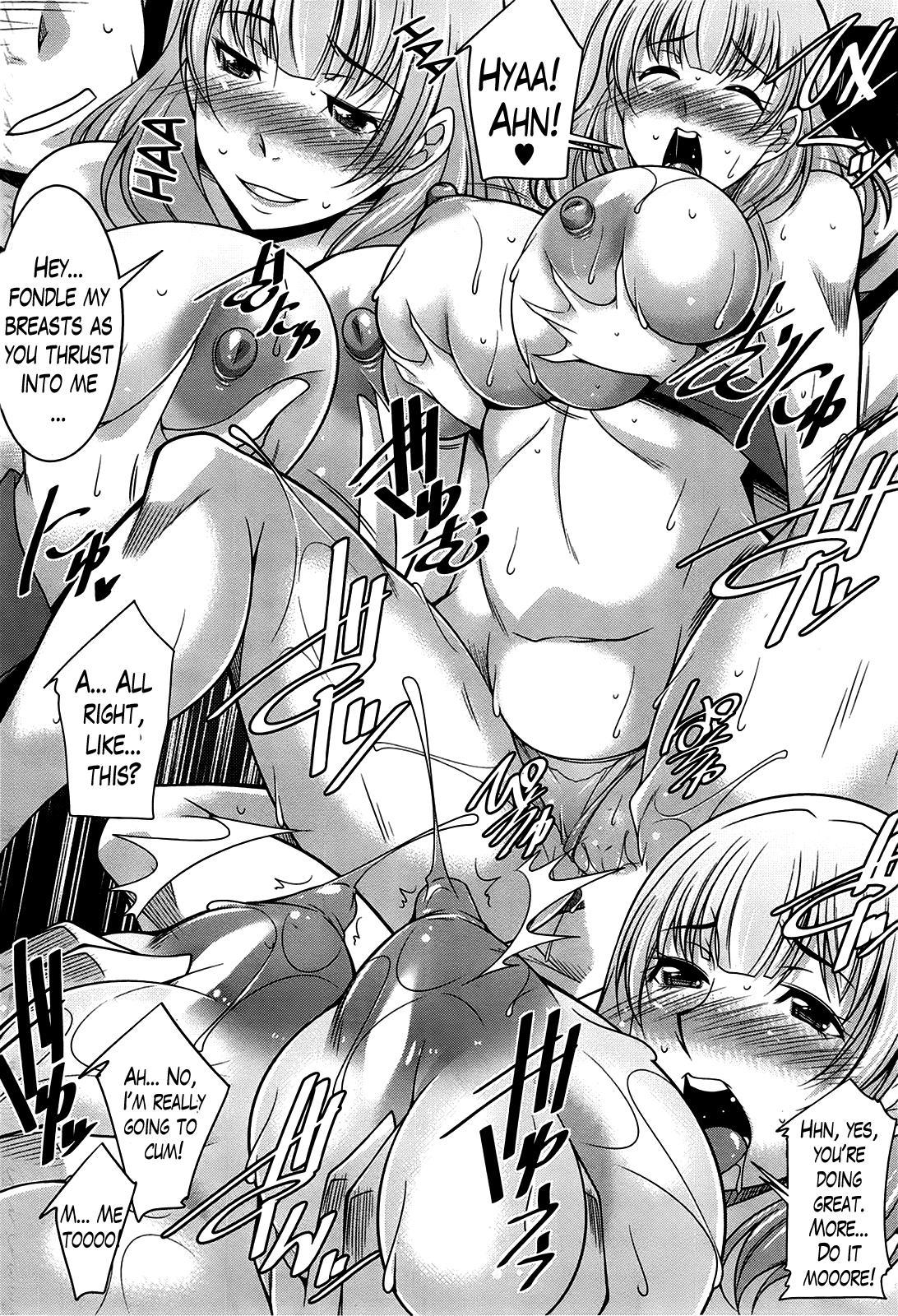 [Zen9] Taikutsu na Gogo no Sugoshikata Ch. 1-5   A Way to Spend a Boring Afternoon Ch. 1-5 (Action Pizazz DX 2013-12) [English](hentai2read.com)[Lazarus H] 35