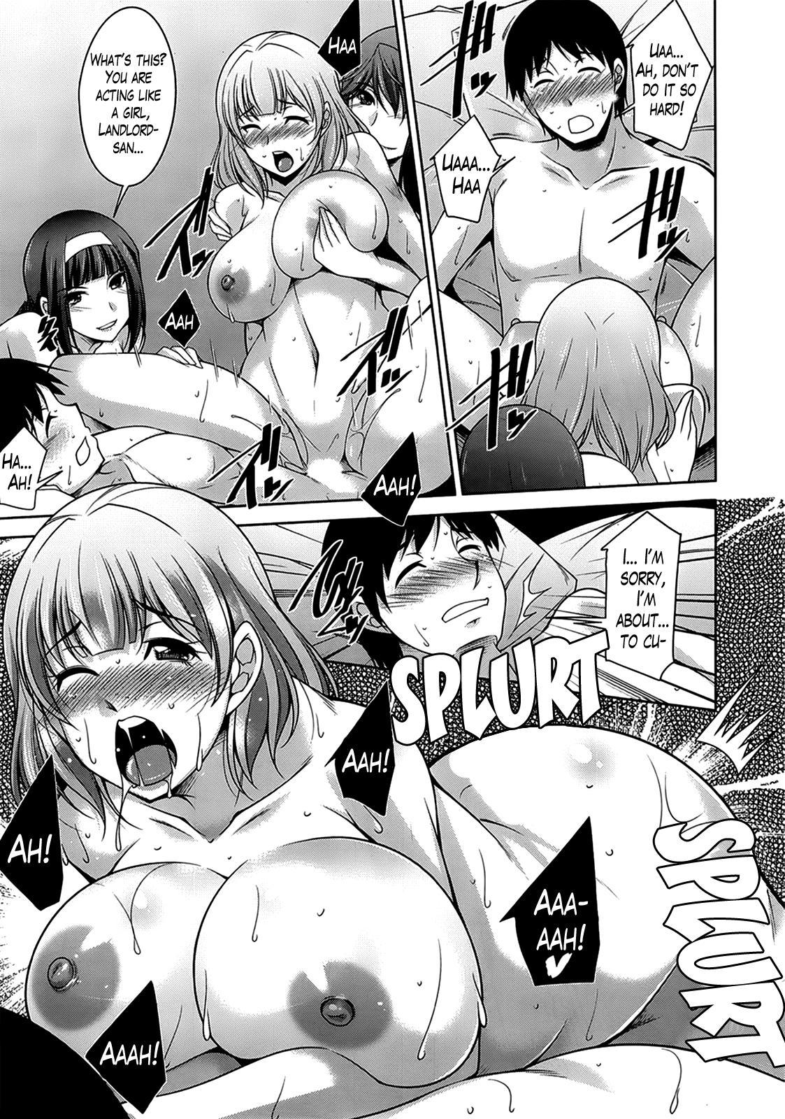 [Zen9] Taikutsu na Gogo no Sugoshikata Ch. 1-5   A Way to Spend a Boring Afternoon Ch. 1-5 (Action Pizazz DX 2013-12) [English](hentai2read.com)[Lazarus H] 90