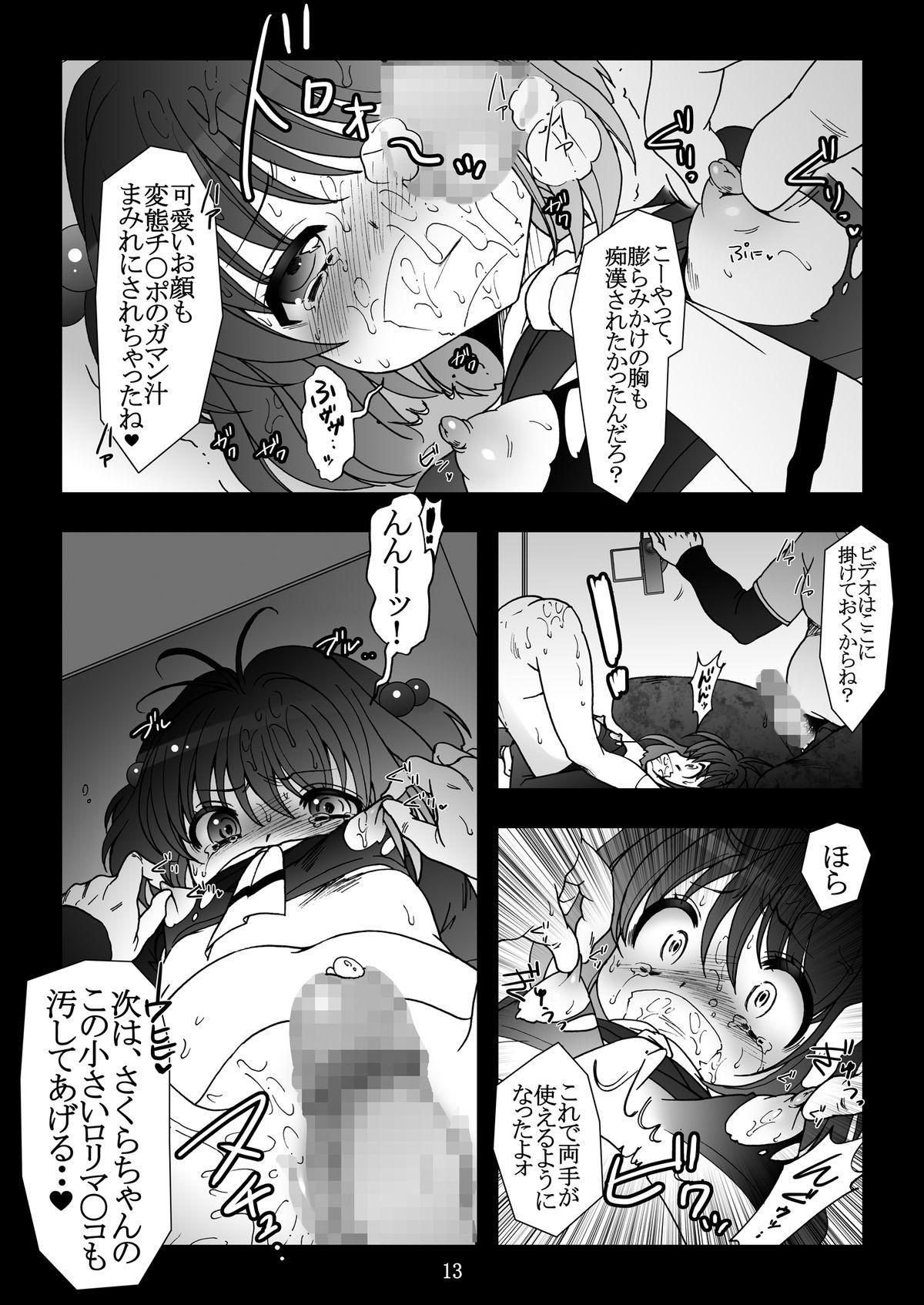 Sakura Slave to the Grind 12