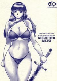 Revo no Shinkan wa Makka na Bikini.   My New Revolution Book is a Bright Red Bikini 0