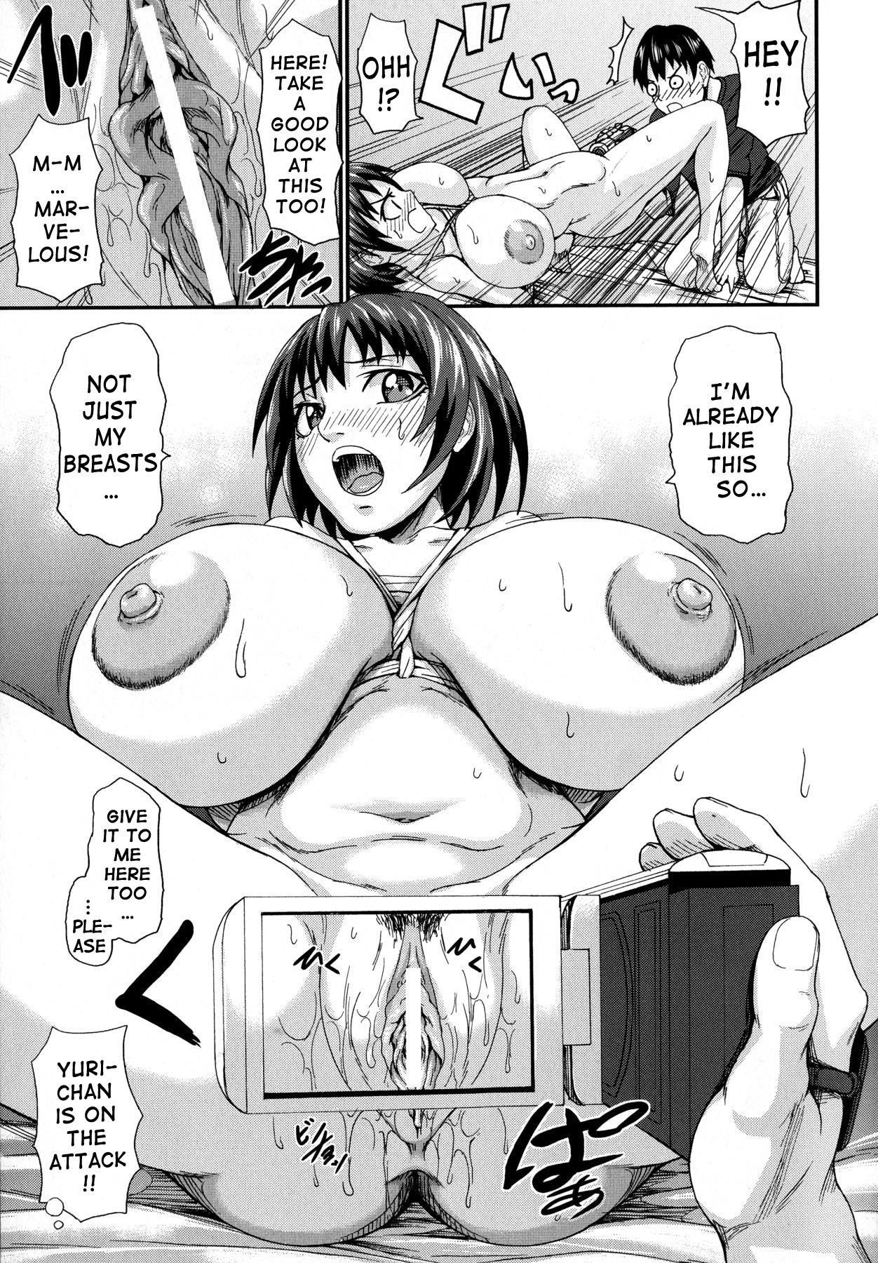 Chichiyoku | Desirable Breasts 136