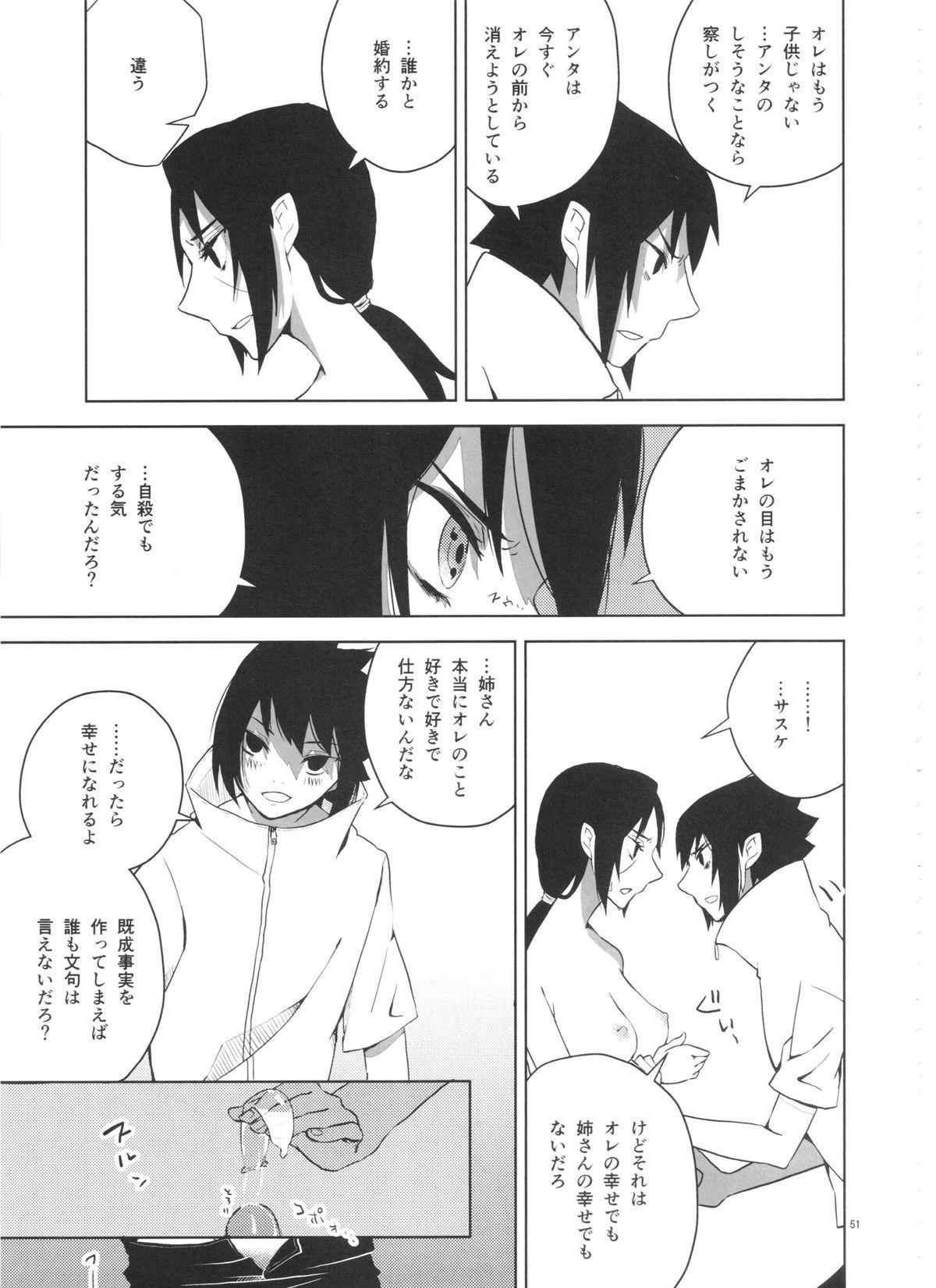 "Itachi Nyotai-ka Seijin Muke Anthology ""Anekan"" 36"