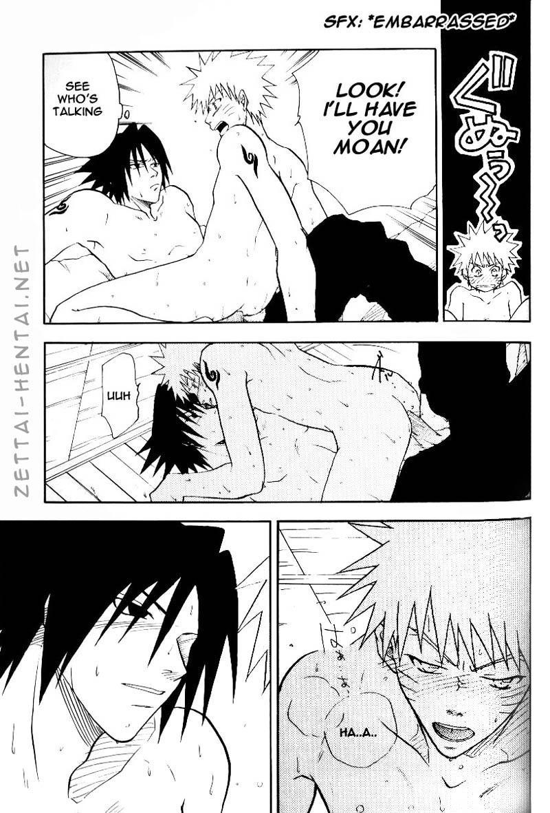 SasuNaru Ero Anthology 43
