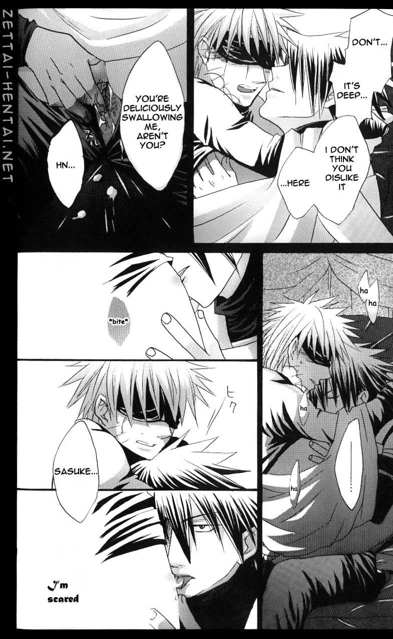 SasuNaru Ero Anthology 49