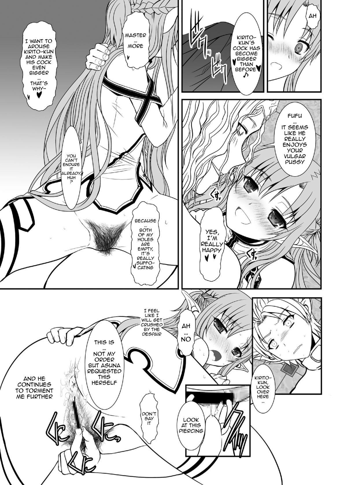 Slave Asuna On-Demand 2 27