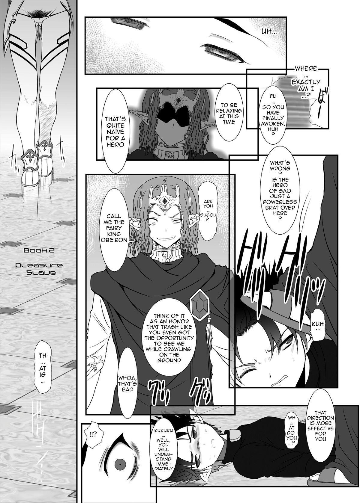 Slave Asuna On-Demand 2 7