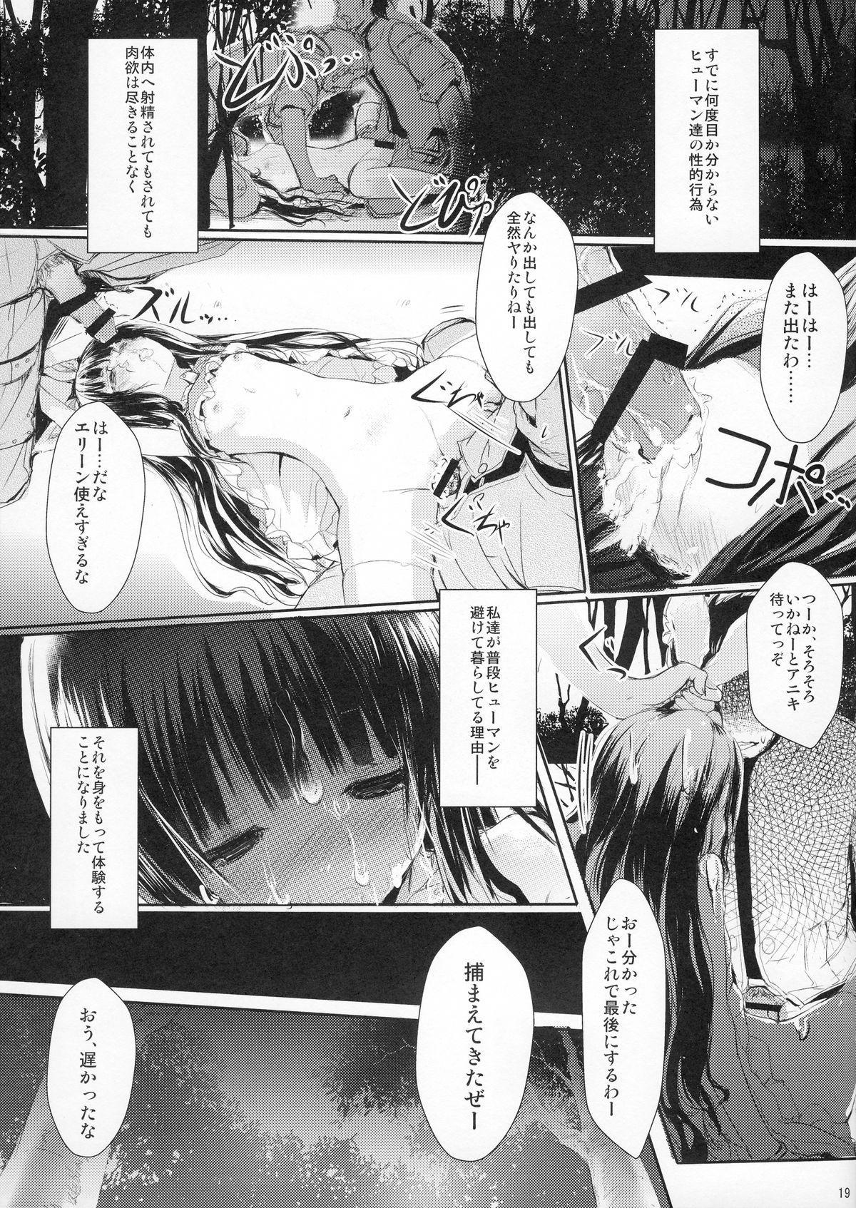 [Mirukomi (PRIMIL)] Human wa Erin-chan ni Hidoi Koto Shitai yo ne - ELIN's the best - (TERA The Exiled Realm of Arborea) 18