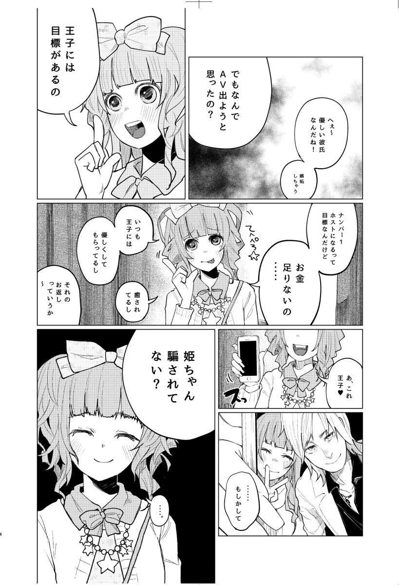 Menhera Hosukyou Bokobokorin! 2