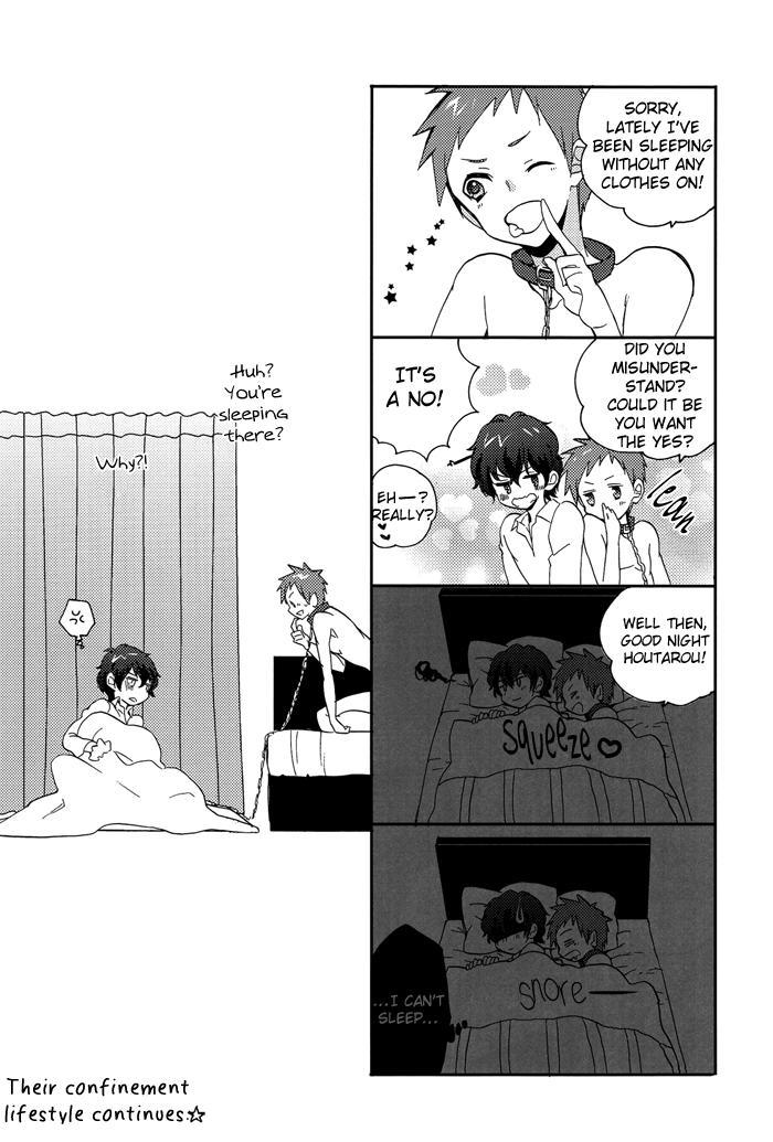 Yuru Fuwa Kankin Seikatsu 15