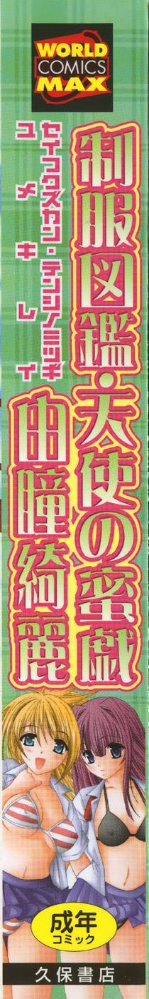 Seifuku Zukan Tenshi no Mitsugi 2