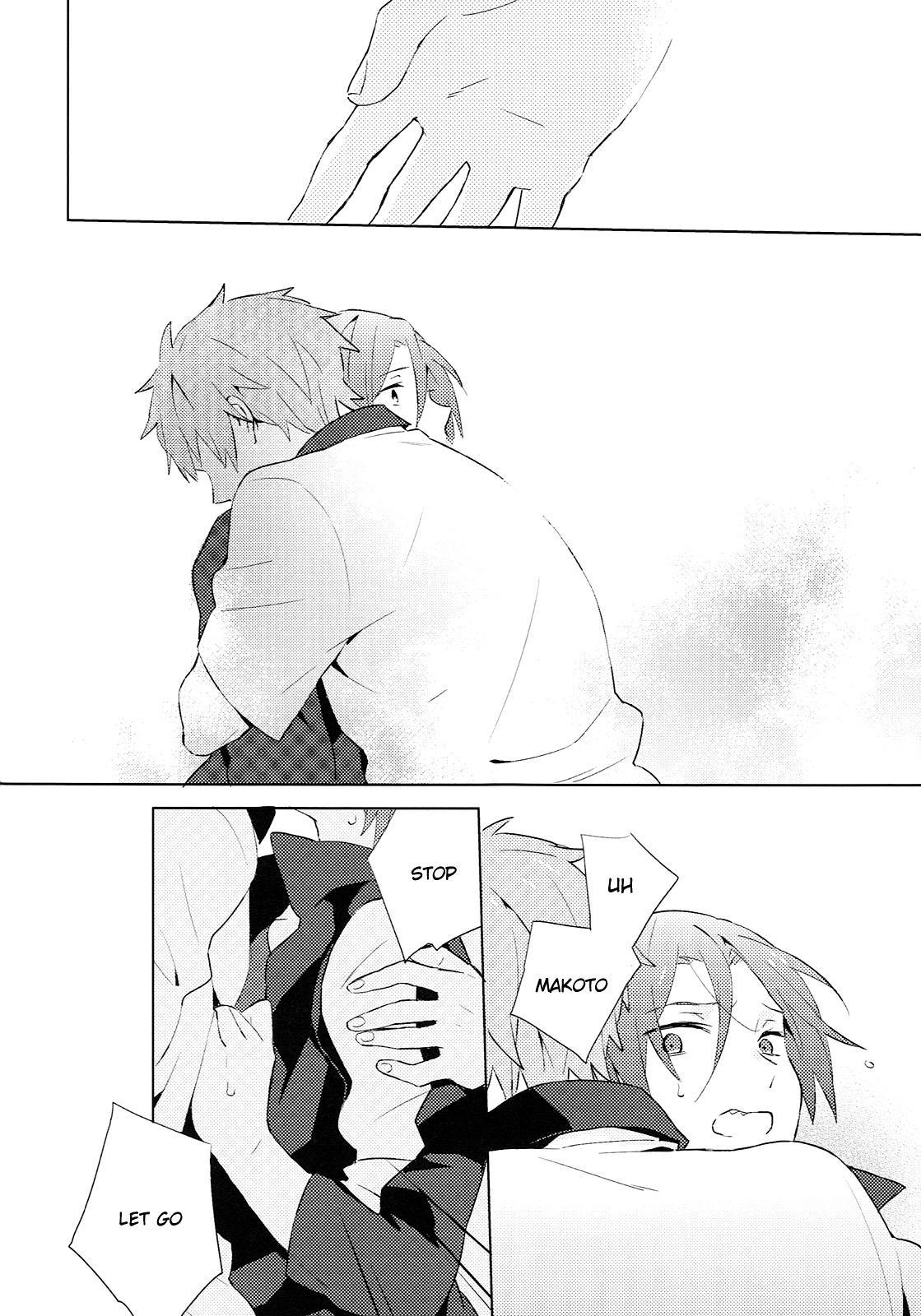 Namida no Umi de wa Oyogenai. | You Cannot Swim in a Sea of Tears. 15