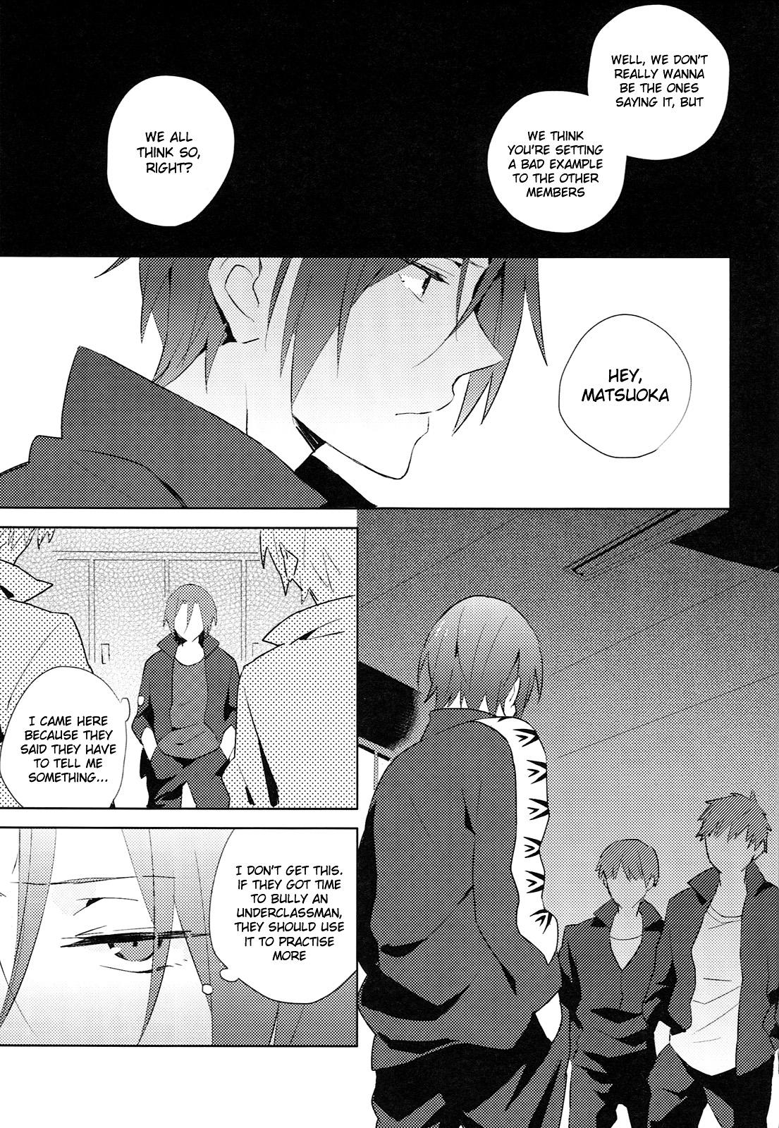 Namida no Umi de wa Oyogenai. | You Cannot Swim in a Sea of Tears. 3