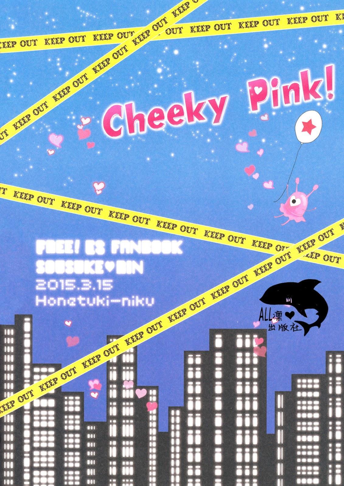 Cheeky Pink! 29
