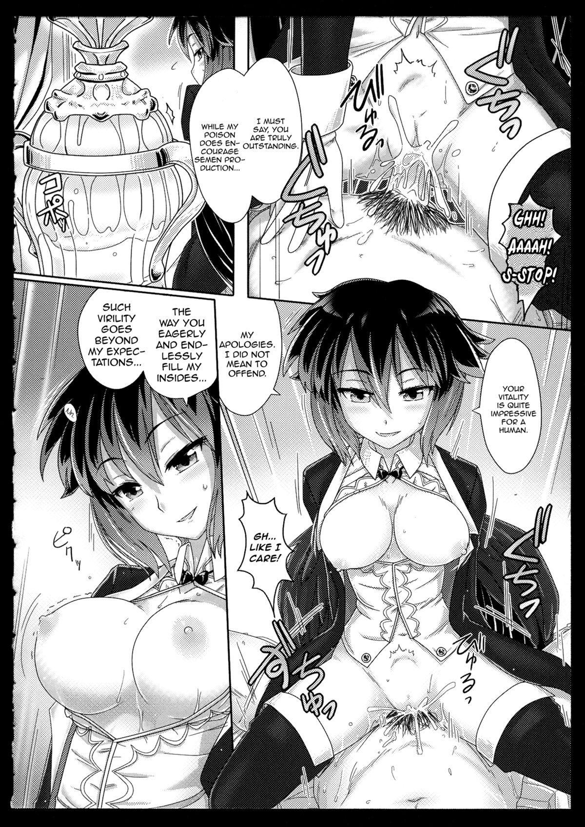 Makai no Bishu no Tsukurikata   How the Demon World Makes Superb Wines 7