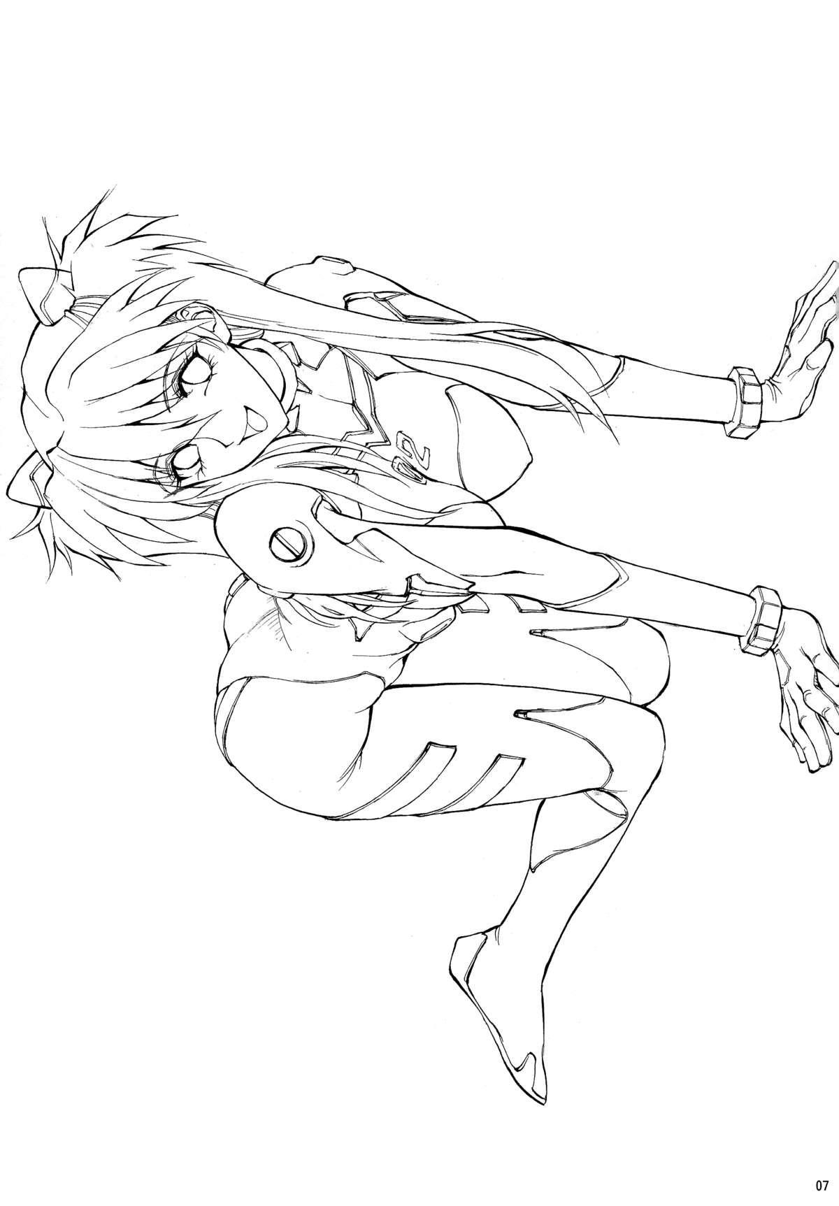 Mari Rei Asuka 6