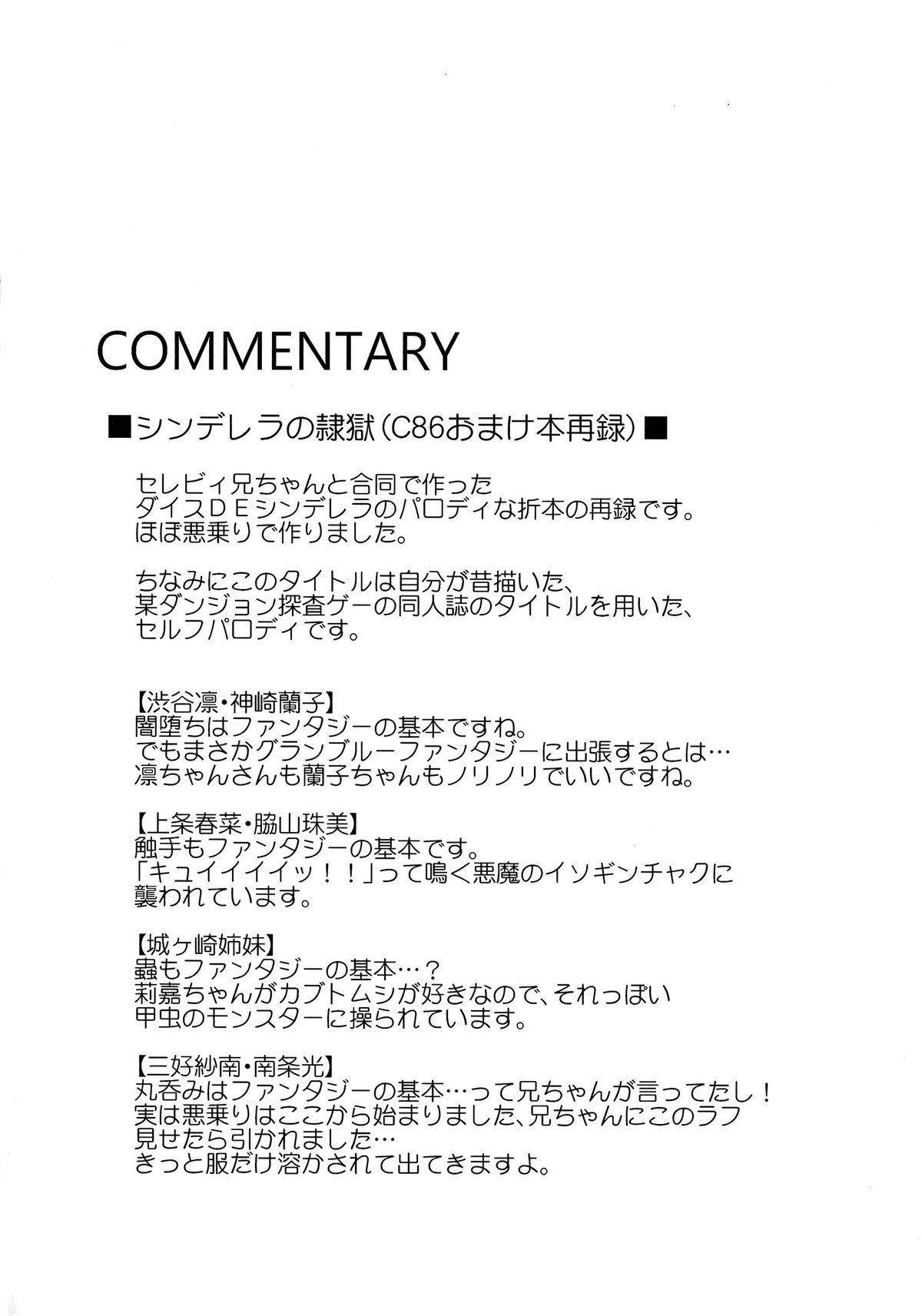CINDERELLA ECSTASY Megami no Tawamure 28