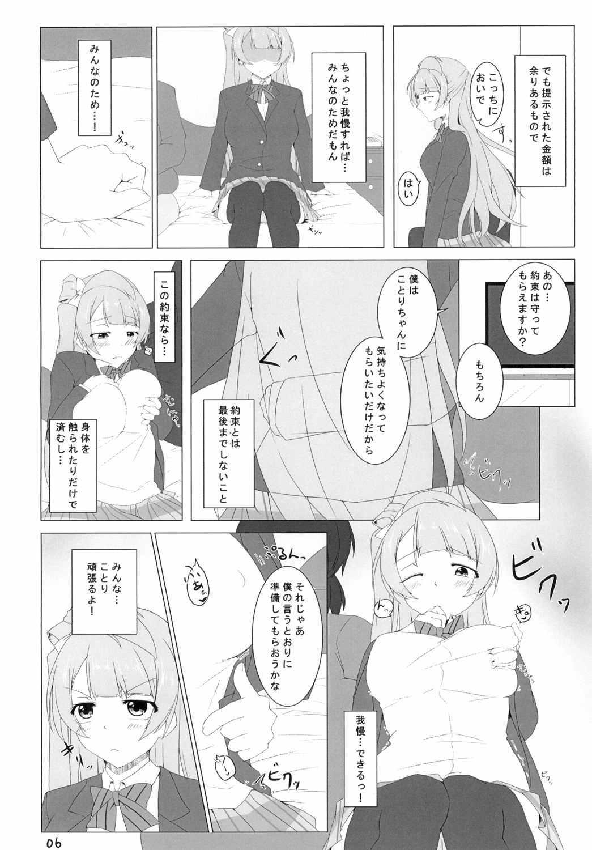 Kotori-chan ga! 4