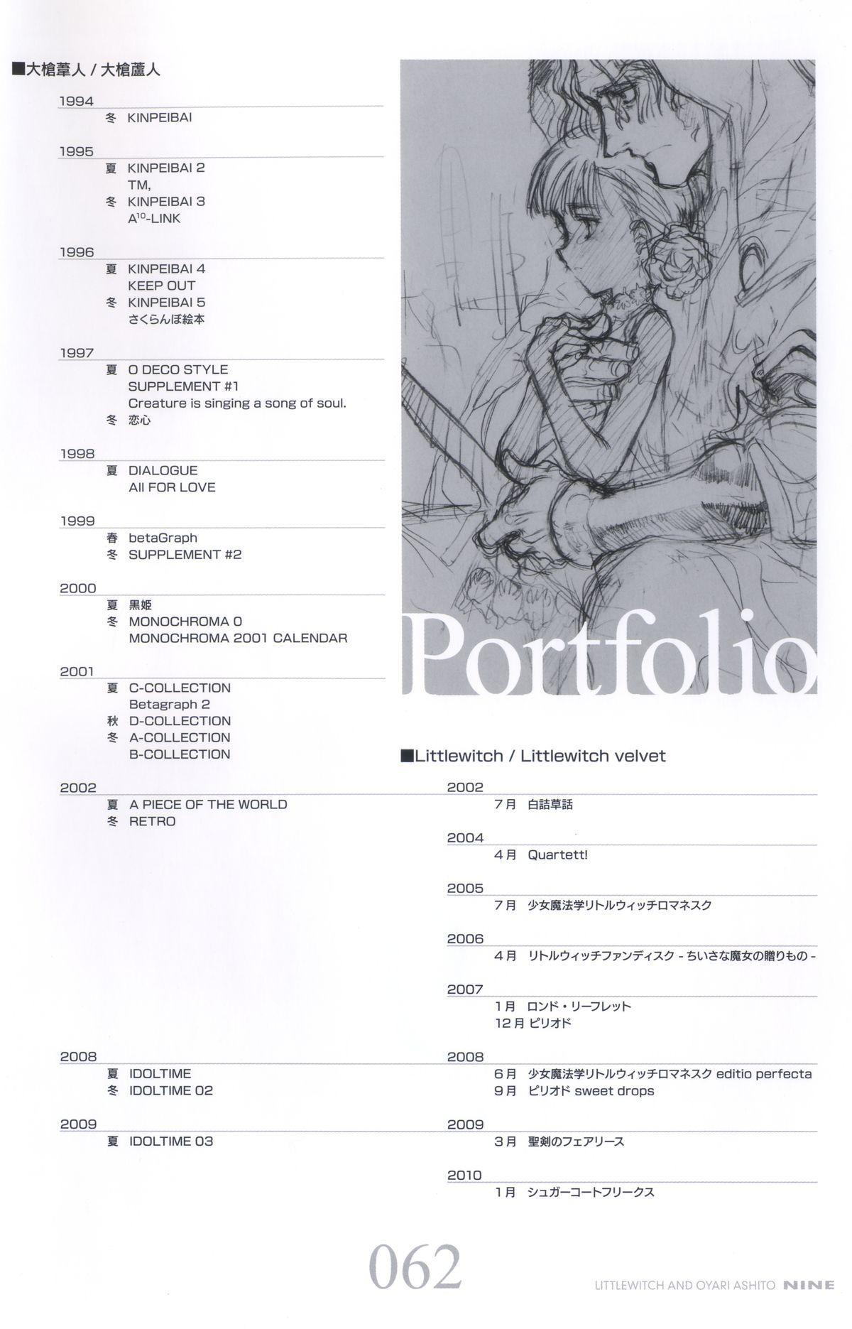 ART GALLERY 9 NINE パンフレット 69