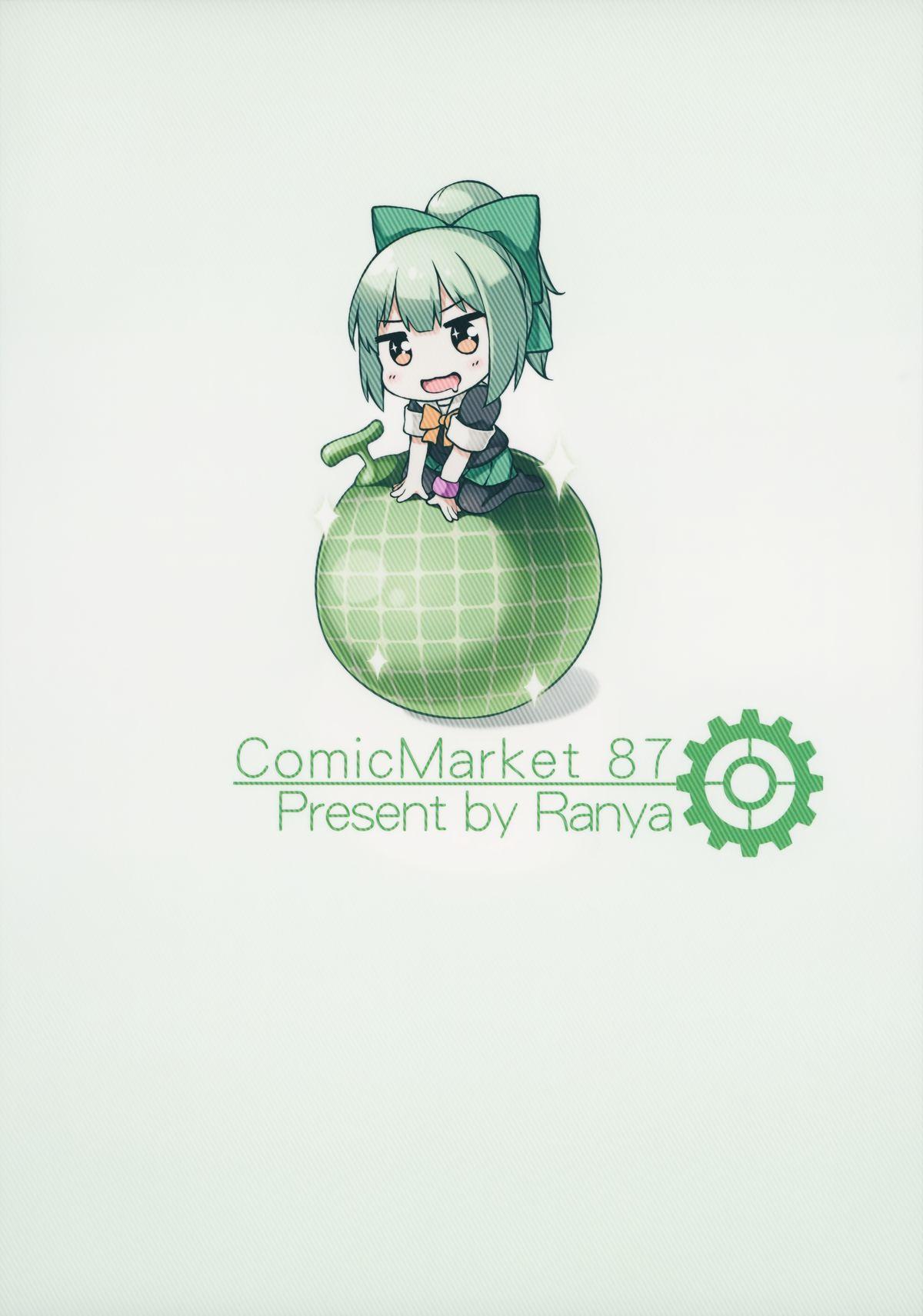 Melon no Lovely Time 22