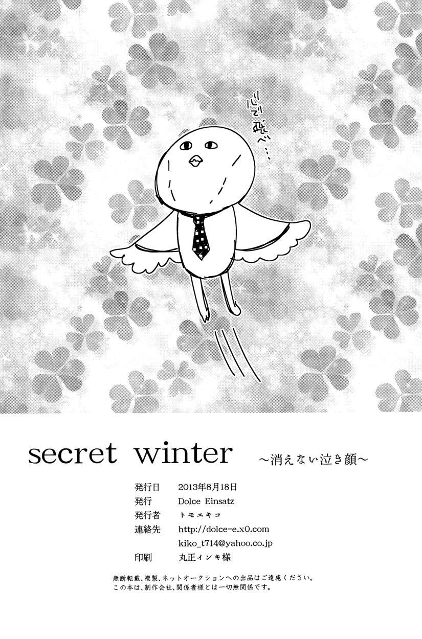 secret winter 29