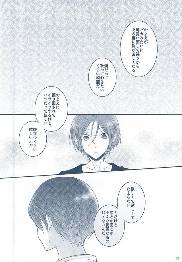 Itoshi Itoshi to Iu Kokoro 33