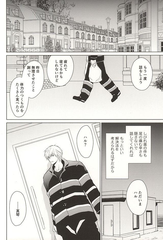 Ningyo no Haru-chan to Gin no Namida 2 16