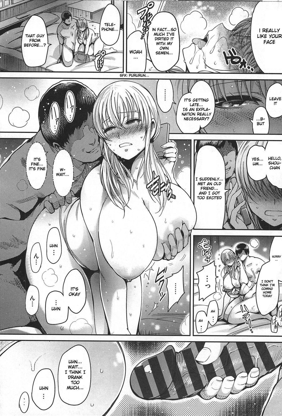 [Ichimatsu] [For my Husband's Sake] 9