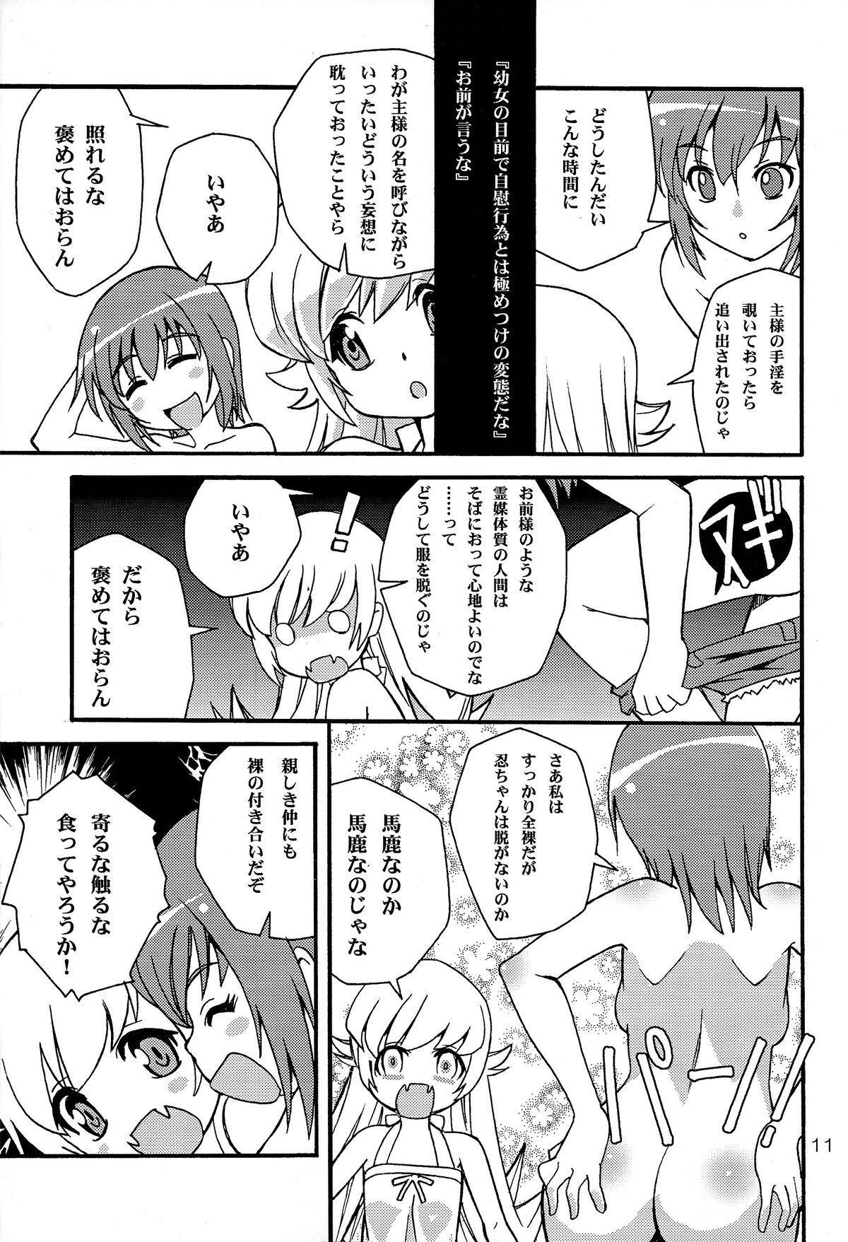 Ha no Monogatari 2014-nen Kanzenban 10
