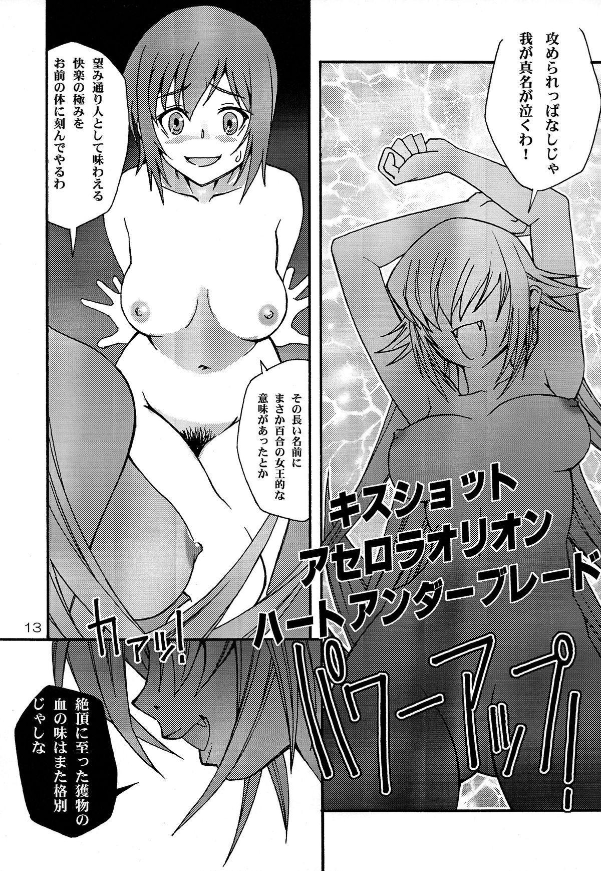 Ha no Monogatari 2014-nen Kanzenban 12