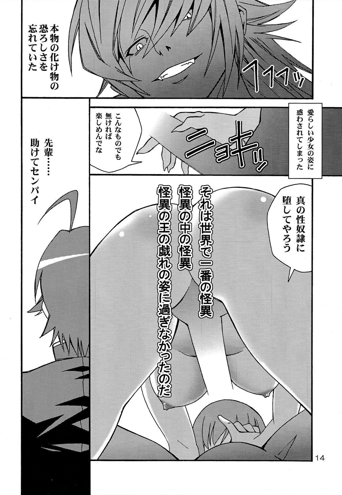 Ha no Monogatari 2014-nen Kanzenban 13