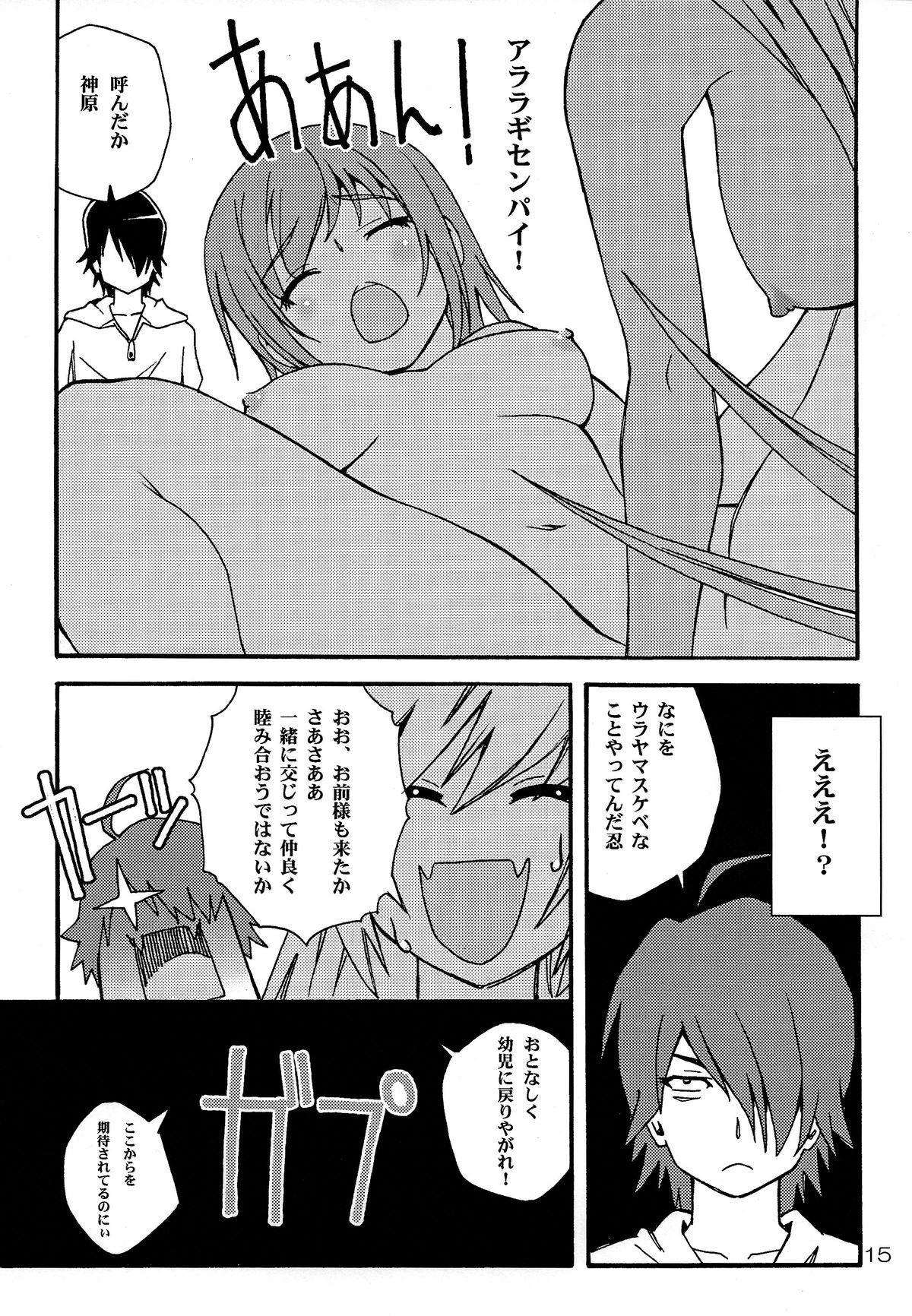 Ha no Monogatari 2014-nen Kanzenban 14