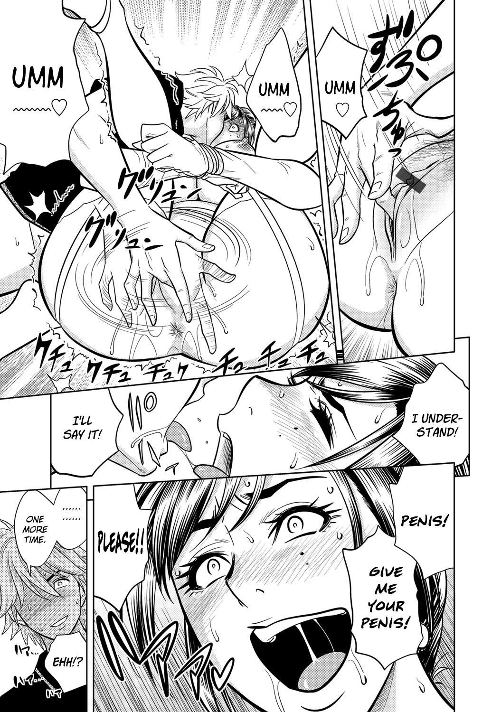 [Tatsunami Youtoku] Bijin Henshuu-chou no Hanayome Sugata | Beautiful Editor-in-Chief's Bridal Pose (COMIC Magnum X Vol. 22) [English] [Mikick+Xephir] [Digital] 14