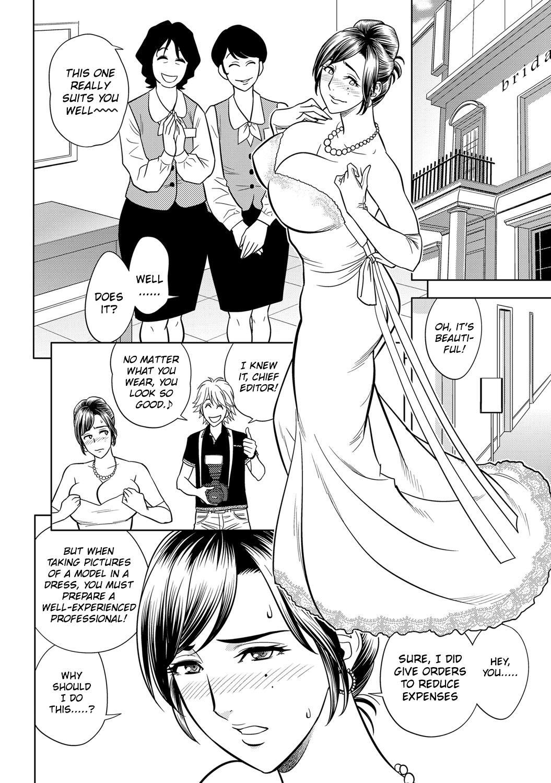 [Tatsunami Youtoku] Bijin Henshuu-chou no Hanayome Sugata | Beautiful Editor-in-Chief's Bridal Pose (COMIC Magnum X Vol. 22) [English] [Mikick+Xephir] [Digital] 3